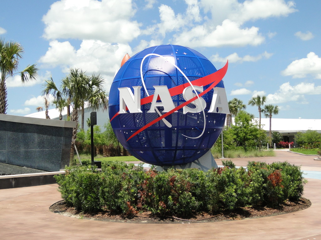pic of NASA Globe