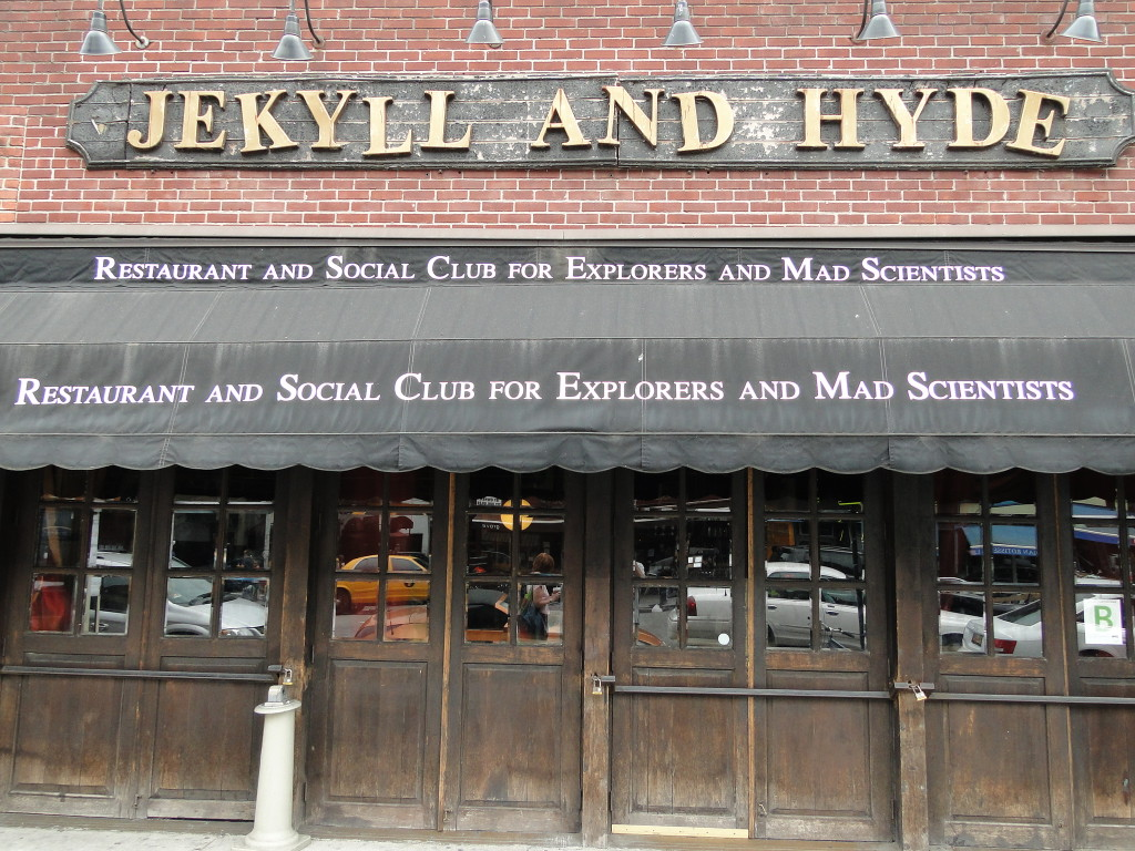 pic of Jekyl and Hyde bar