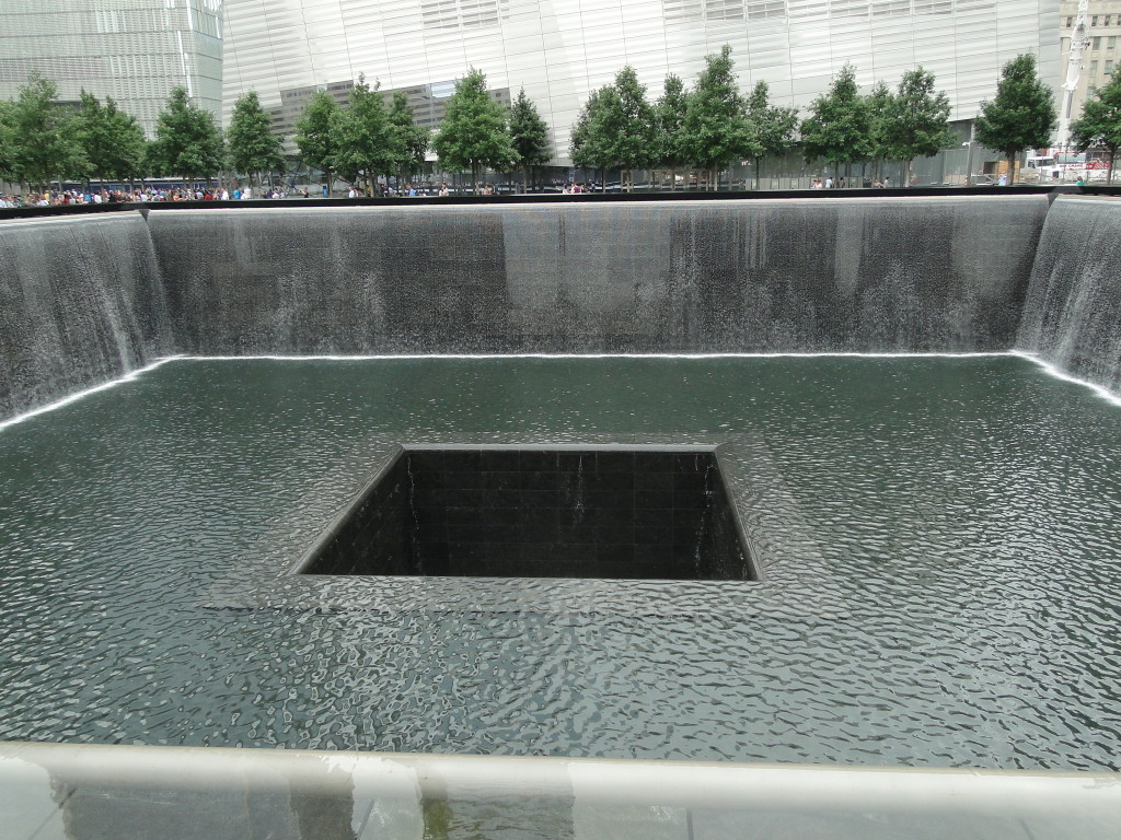 pic World Trade Center Memorial