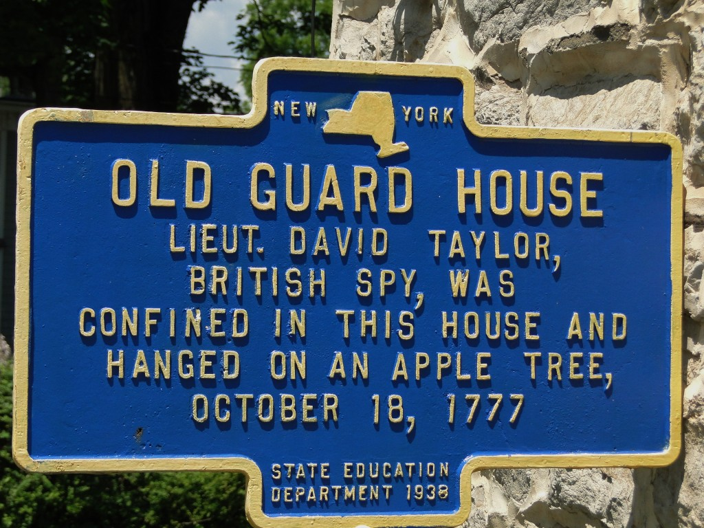 Old Guard House, Hurley, NY