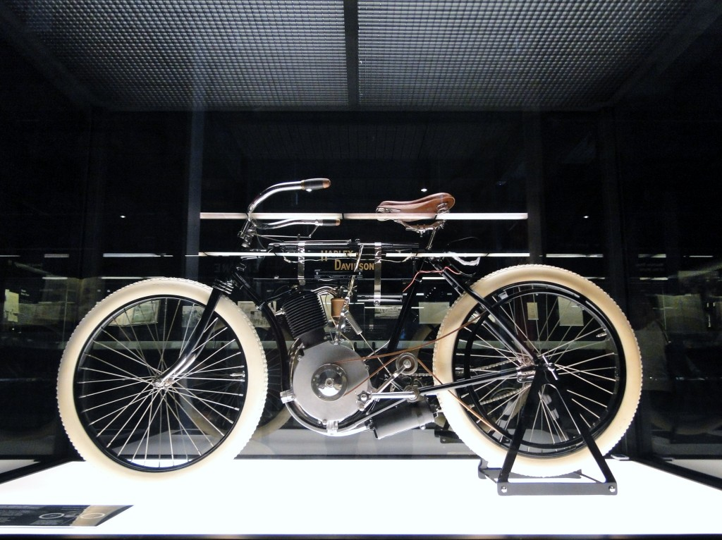 Harley Davidson #1 built in 1903