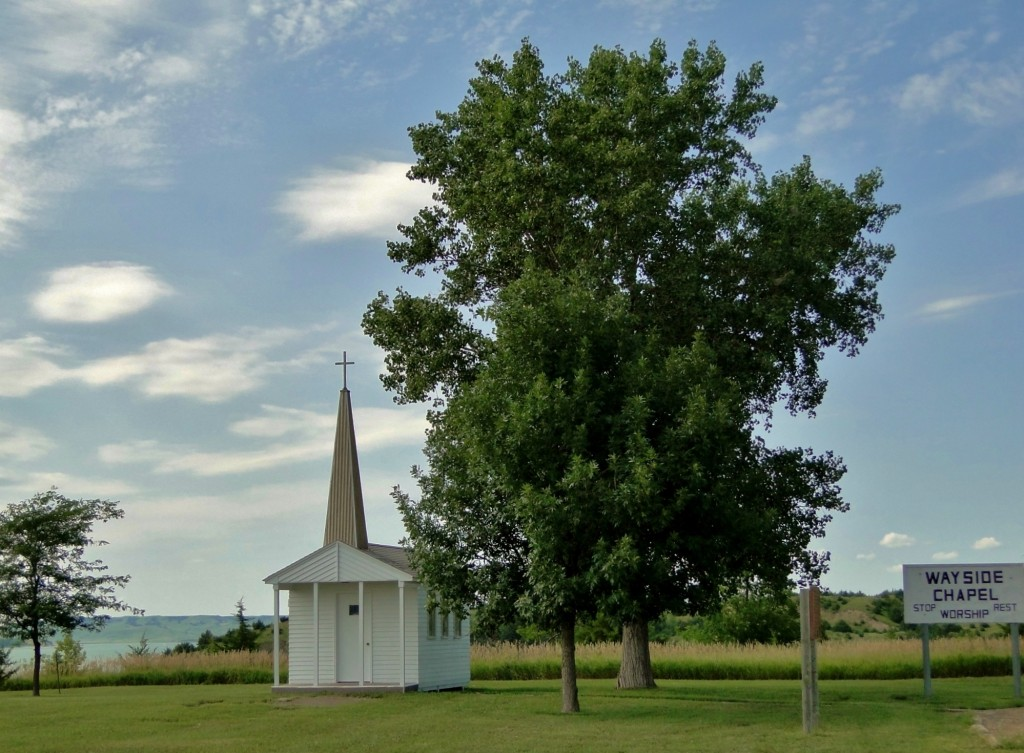 Chapel on the Missouri