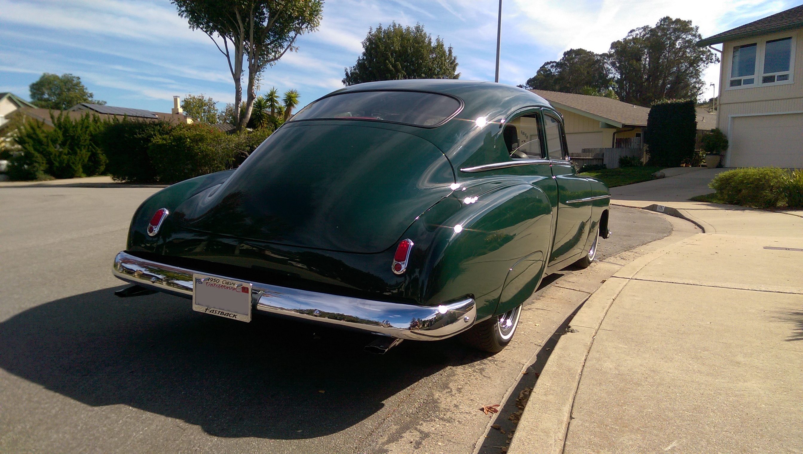 1950 Chevy Fleetline