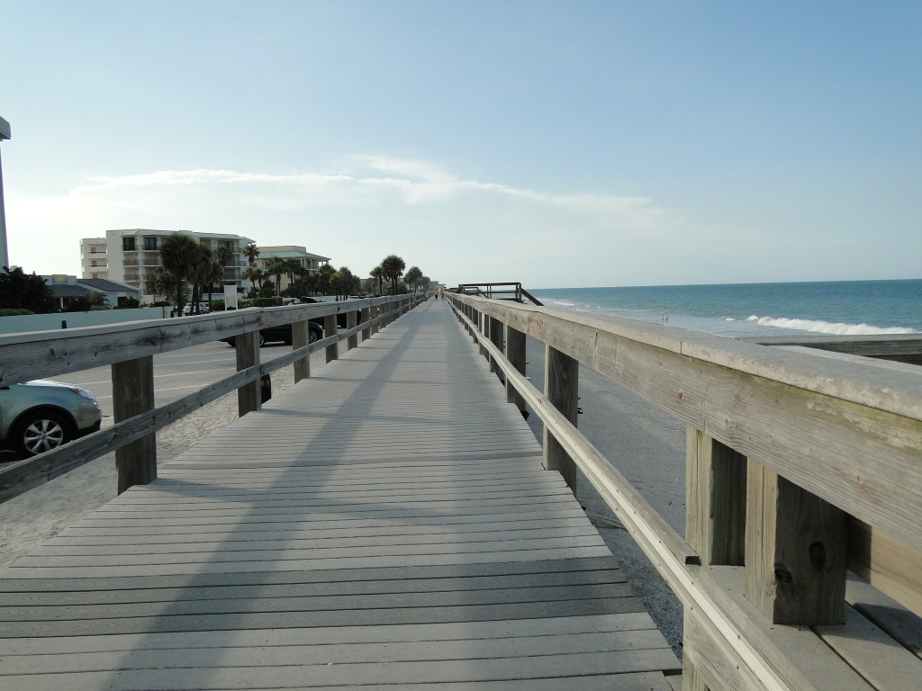 Vero Beach boardwalk