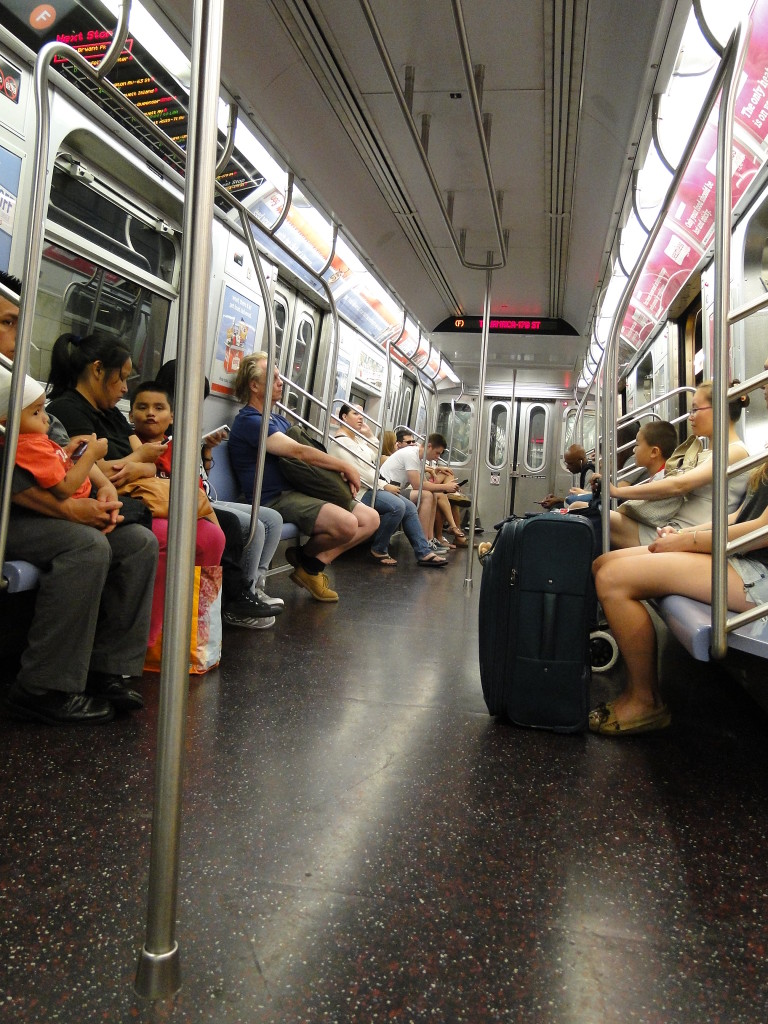 pic NYC Subway Car