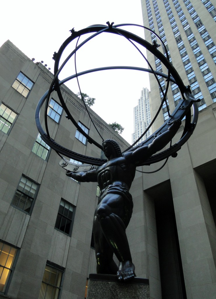 pic Rockefeller Center